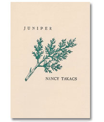 Juniper: Nancy Takacs